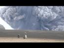 Извержение вулкана Эйяфьядлайёкюдль Исландия, 2010 год.