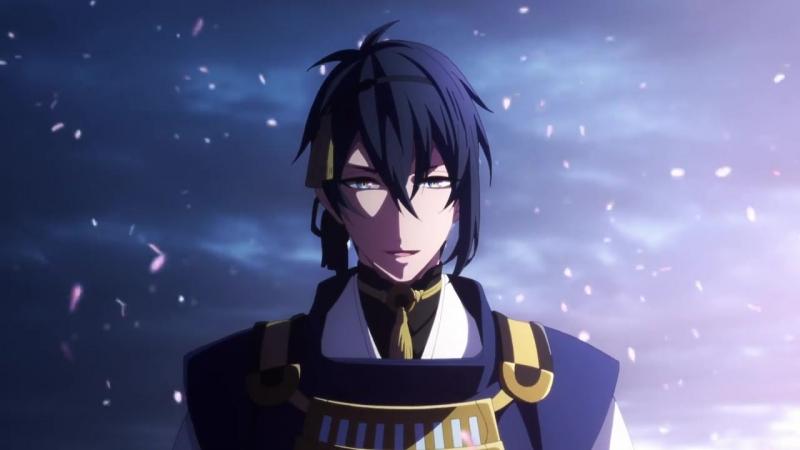 Katsugeki/Touken Ranbu Episode 13 Fight Scene