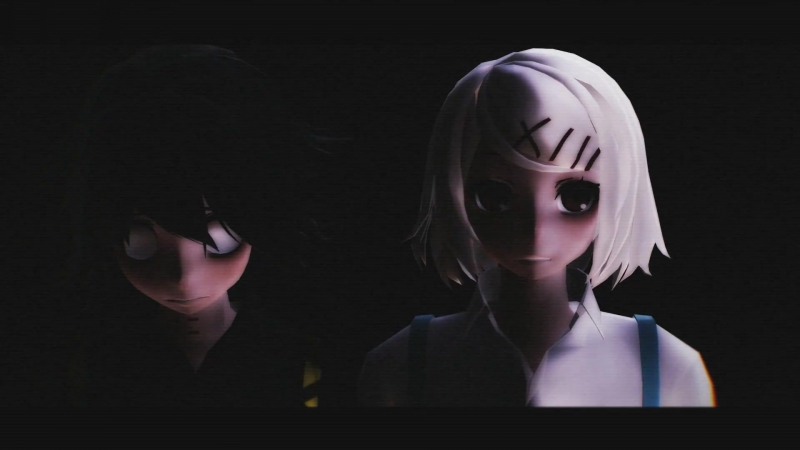 【MMD x TG】TROUBLE IS