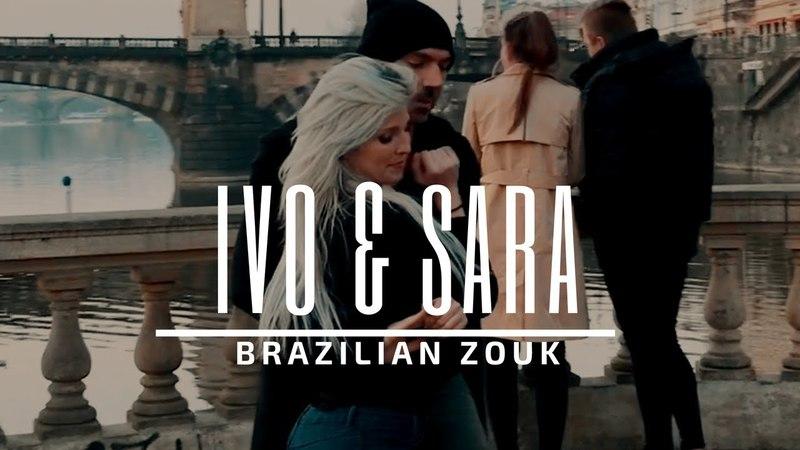 Ivo Sara Zouk in Prague ( Despacito Jo Zouk music)