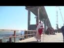 Дед Мороз- Крымский мост - чудо, которое объединяет людей!