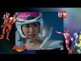 [dragonfox] Mirai Sentai Timeranger - 09 (RUSUB)