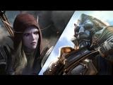 Вступительный ролик к Battle for Azeroth