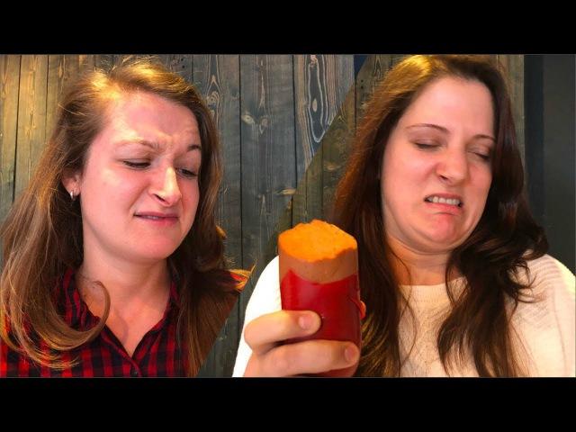 НЕВЕГАНЫ ПРОБУЮТ ВЕГАНСКИЕ ПРОДУКТЫ | Вкусно или НЕТ?!