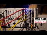 Tokyo Festival Of Modular 2017: 4ms Listen Four - 4 Channel Expandable Eurorack Mixer