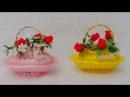 DIY - Como fazer Cestinha Perfumada de Sabonete para o dia das mães