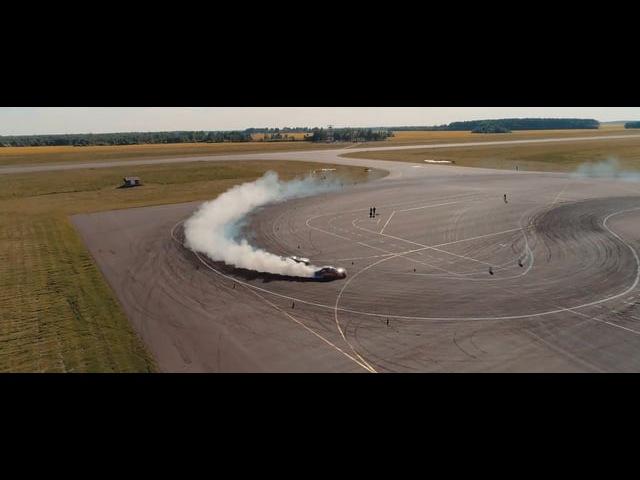 Drifting in Mogilev 2017