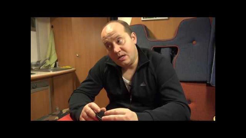 Видеодневник Бурунова из Сериала Полицейский с рублевки