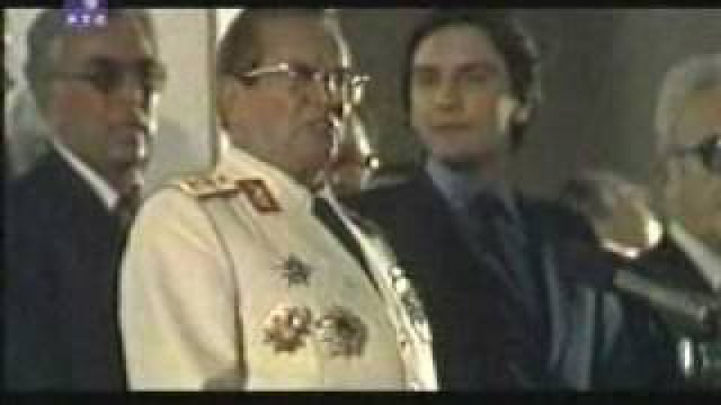 Josip Broz Tito POSLEDNJA GODINA ZIVOTA Maj 1979 Maj 1980