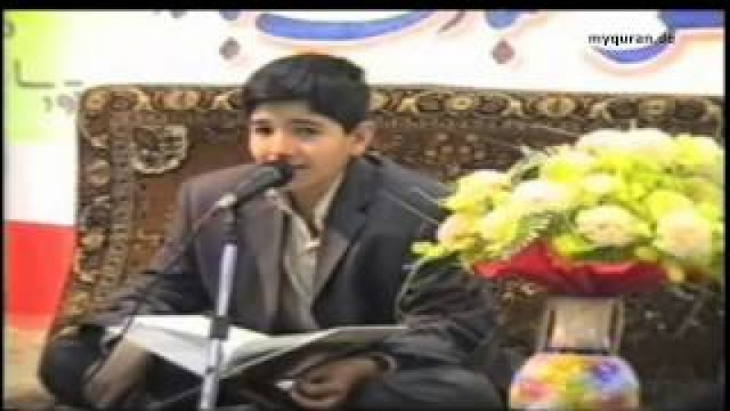 Young Qari 2015 Quran Recitation سورة الشمس تلاوة من الطفل القارئ