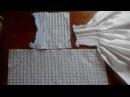 Cómo fruncir o plisar tela a mano   Artesd'Olga