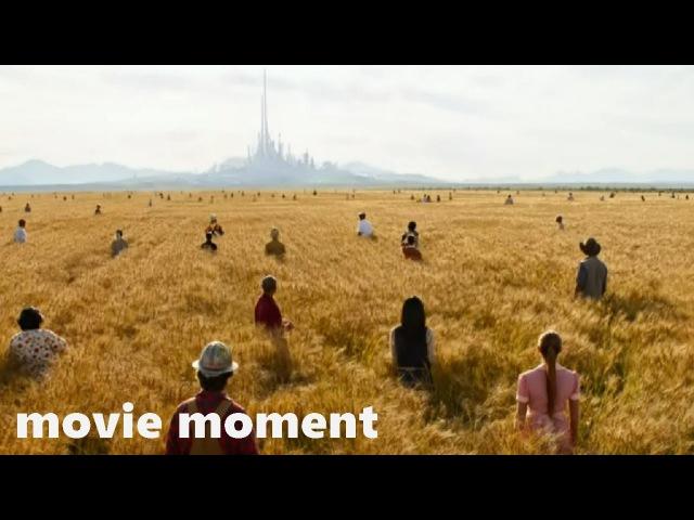 Земля будущего (2015) - Вербовщики (10/10) | movie moment