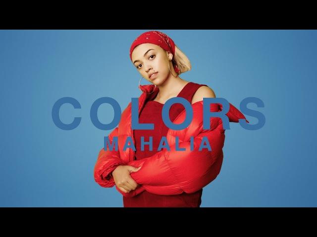 Mahalia - Sober   A COLORS SHOW