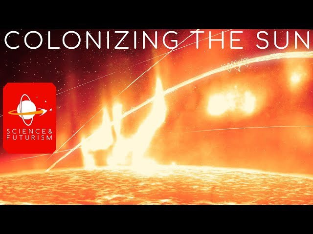 Outward Bound Colonizing the Sun
