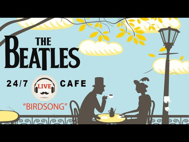 【THE BEATLES Cafe】- Relaxing Jazz Bossa Nova MUSIC - Chill Out CAFE Music - 24/7 - Study, Work