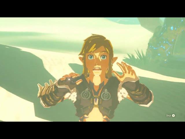 Link Gets Deflowered - The Legend of Zelda Breath of the Wild