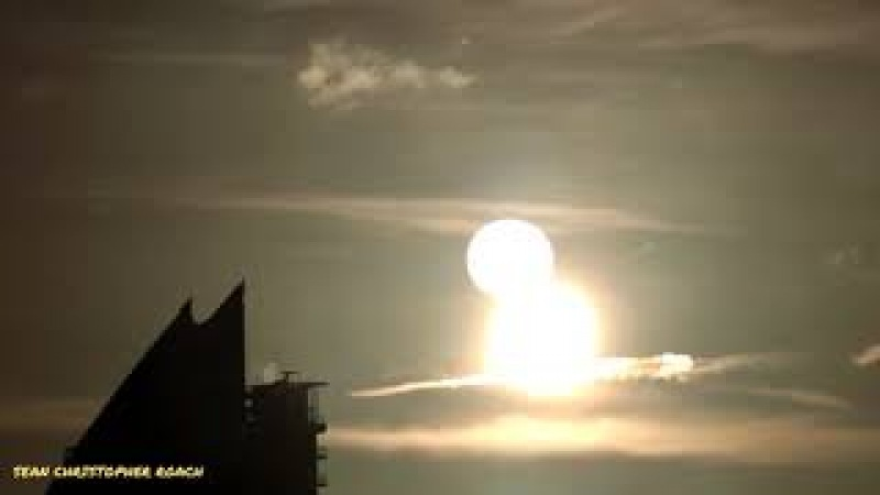 Two Suns video was taken on the 10th of February at 7:52 2018 in London. part2 PLANET X?