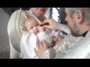 Видео на крещение ребенка