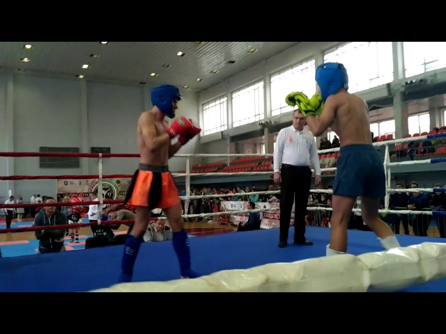 FINAL OHANOV DAVID WTKA FIGHTER 13-15.10.17 BSCH WARRIOR