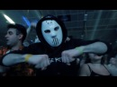 """Angerfist at """"Reload Music Festival"""" Torino, Italy 2018"""