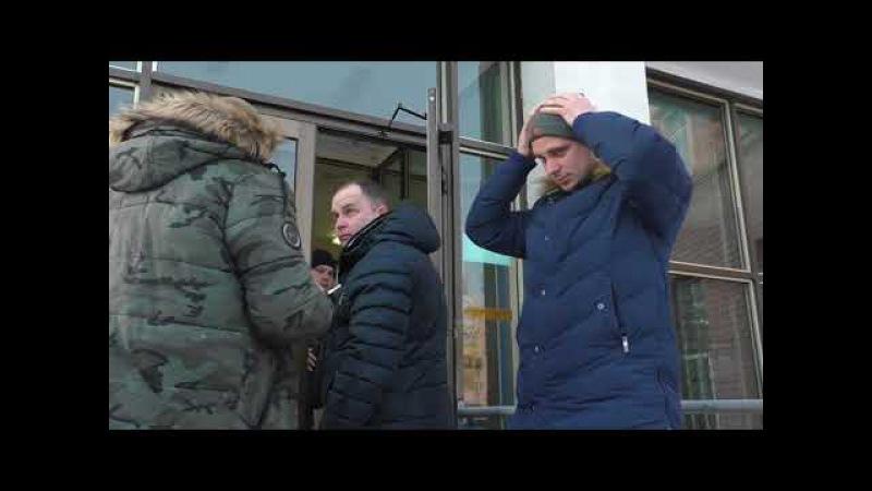 ПОВНА ВЕРСІЯ Начальник патрульної поліції Чернігова погрожує повідривати паль...