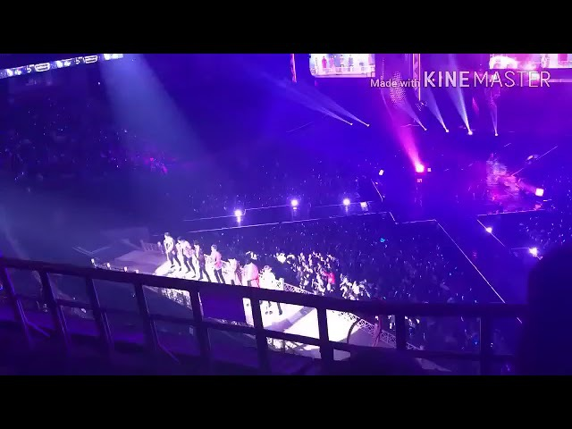 171215 Super Show 7 in Seoul FULL all performances fancam