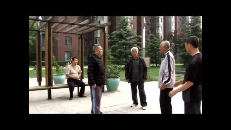 Feng Zhiqiang Part 2 - Push Hands Demonstration 2011