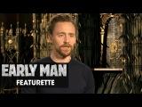 Early Man (2018) Featurette The Voices Inside - Eddie Redmayne, Tom Hiddleston, Maisie Williams