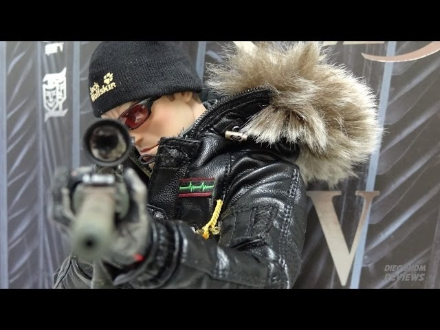 Damtoys 1/6 Gangsters Kingdom SPADE 5 Review / DiegoHDM