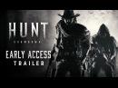 Hunt Showdown Early Access Launch trailer