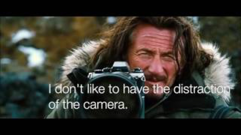 Beautiful things don't ask for attention (subtitled) - The Secret Life of Walter Mitty