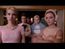 Scream Queens 1x04 - Cafeteria Scene