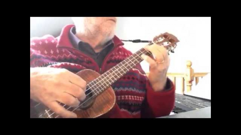 Time To Say Goodbye -Con te partirò- Solo Ukulele - Colin Tribe on LEHO