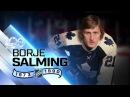 Borje Salming was pioneering European star