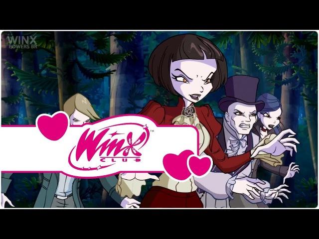 Clube das Winx | Temporada 6, Episódio 12: Um Brilho da Escuridão! [EPISÓDIO COMPLETO]