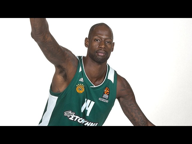 Dunk of the night: James Gist, Panathinaikos Superfoods Athens