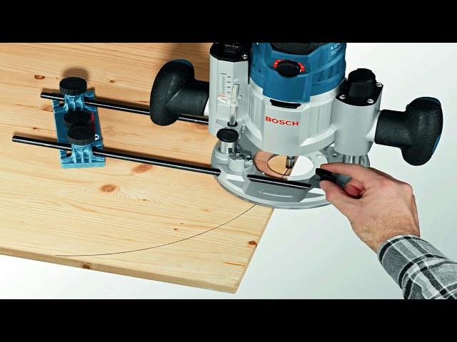 Полезные приспособления для ручного фрезера .... A useful device for a router