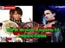 NJPW Wrestle Kingdom 12 IWGP Intercontinental Championship Hiroshi Tanahashi vs. Jay White WWE 2K18