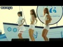 Waveya 웨이브야 (직캠) K pop medley- kara,4minute,Hyun A,T-ara,2ne1