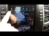 Штатная магнитола для Тойота Прадо 120 Обзор обновлений