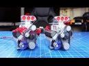 Building DKDGWi 1/10 OHV V8 H (3D Printed Servo Motor)