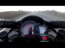 Kawasaki Ninja H2 a 400 km h