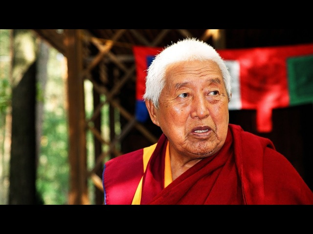 H.E. Yongdzin Tenzin Namdak Rinpoche - SO DRUM A KAR MU LA TING NAM Ö DU MU YE TSE NI DZA
