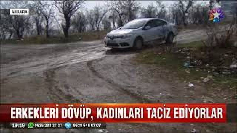 Ankara Bademliktepe'de sevgililere kurulan tuzağı polis böyle çözdü