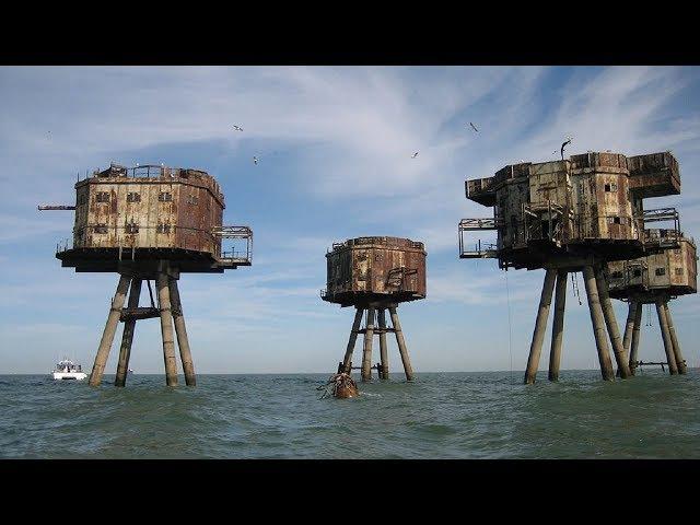 ЭТО не кадры из фильма ужасов – ЭТО реальное место! Почему эти города заброшены и ни кого там нет!