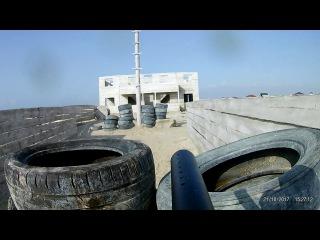 Пейнтбол в Актау / Пейнтбольный клуб R12