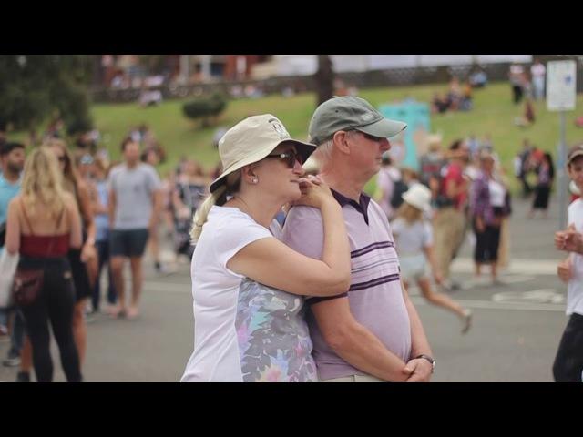 BMX | Ramp demo @ St Kidla's Festival - MELBOURNE insidebmx