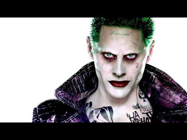 Как сделать маску бюст Джокера из DC comics How to do the mask bust of Joker from DC comics