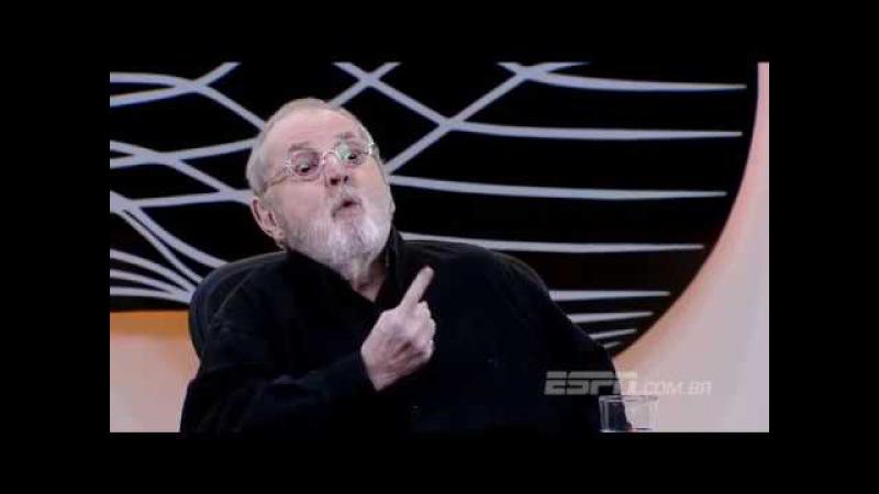 Custou cinquinho Jô Soares conta da entrevista exclusiva e como Gorbachev fez gesto de Romário