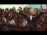 Joe Hisaishi in Budokan - Kimi o Nosete Carrying You (Castle in the Sky) with lyrics